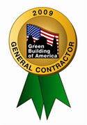 2009 Green Building of America Award